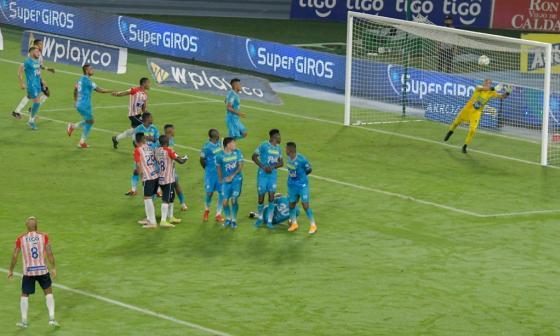 Tabla de posiciones y estadísticas de la Liga tras victoria de Junior ante Jaguares
