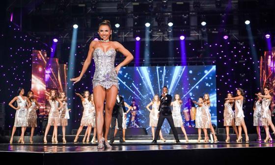 Velada de elección y coronación de la Miss Universe Colombia 2021