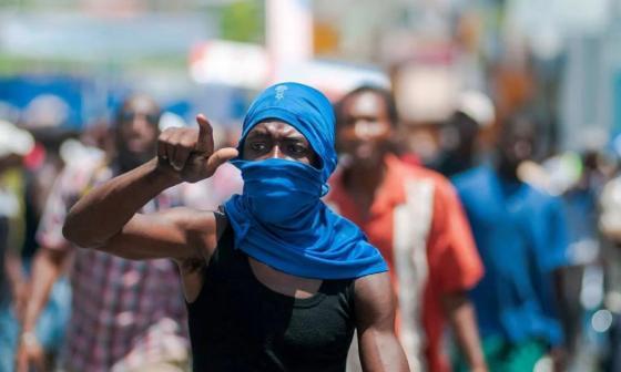 Grupos armados atacan a la comitiva del primer ministro de Haití