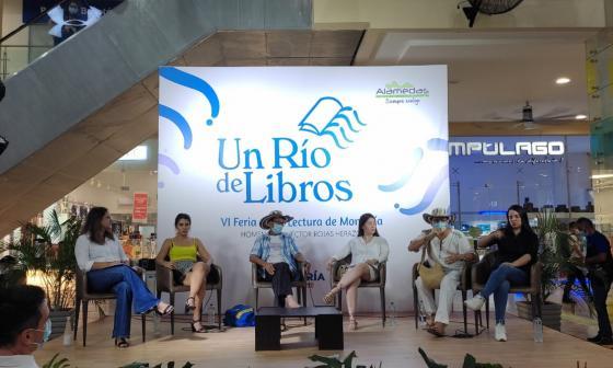 Feria del libro en Montería sigue en su fase virtual