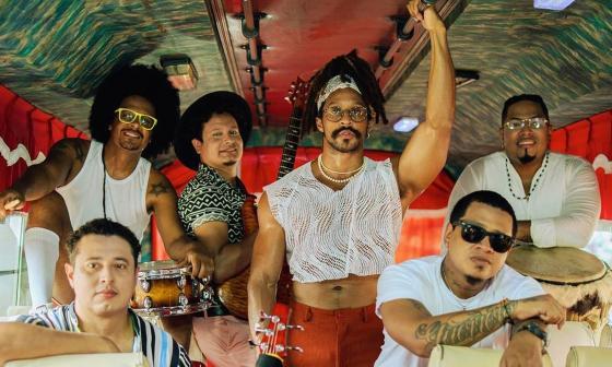 Bazurto All Stars lanzan su nueva canción 'Champecarioca'