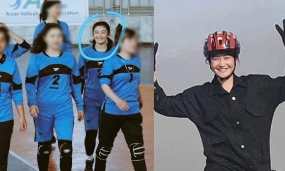 Jugadora de voleibol fue al parecer asesinada por talibanes en Afganistán