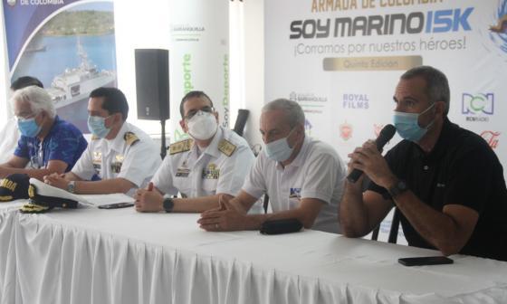 La carrera 'Soy Marino' está lista para su quinta versión