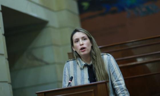 Corte investiga a representante Sara Piedrahita por lavado de activos