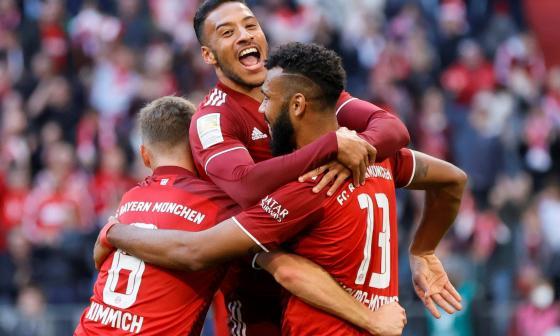 El Bayern sigue de goleada en goleada y derrota 4-0 al Hoffenheim