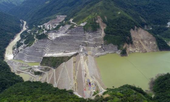 EPM pide buscar contratistas para ceder proyecto Hidroituango