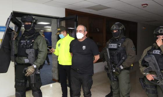 Captura Otoniel:  será extraditado a EE. UU.