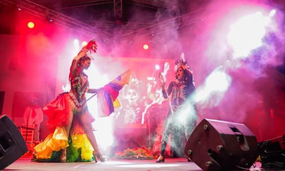 La reina Valeria y el Carnaval enamoraron a los dominicanos