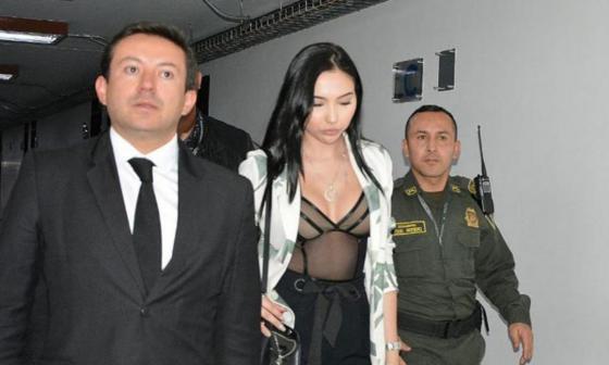 Fiscalía advirtió que Aida Victoria Merlano facilitó la fuga de su madre