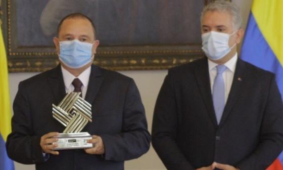 Alcaldía de San Juan del Cesar gana Premio Nacional de Alta Gerencia