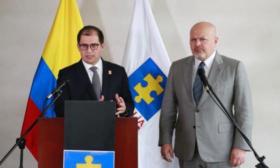 """""""Colombia es un país que respeta los Derechos Humanos"""": Fiscal de la CPI"""