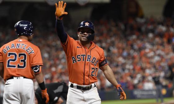 Astros de Houston empatan la Serie Mundial