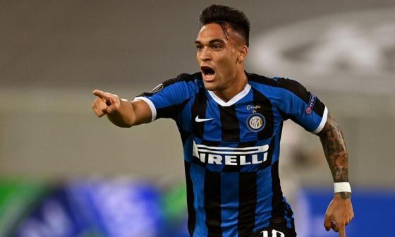 Lautaro Martínez renueva con el Inter hasta 2026