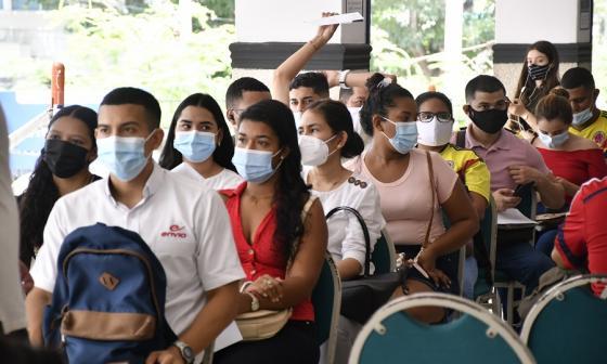 Variante delta ha incrementado casos de covid-19 en Barranquilla