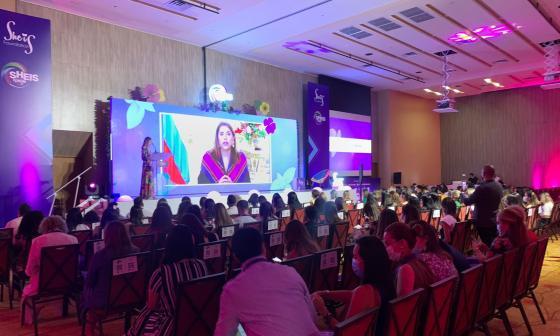 El 'Forum She Is' acoge el empoderamiento femenino en Barranquilla