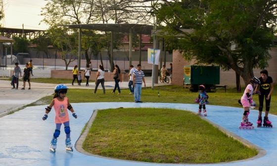 En imágenes: Parque Muvdi reabre sus puertas en Soledad