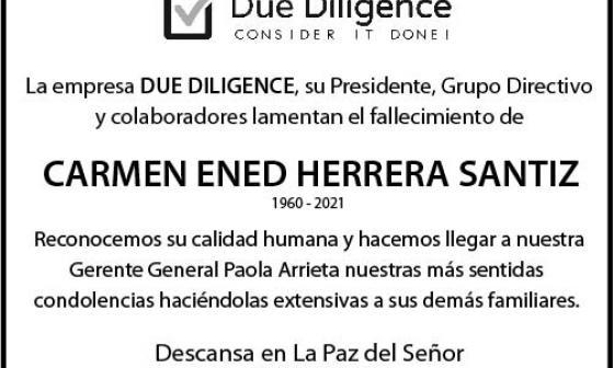 CARMEN HERRERA SANTIZ
