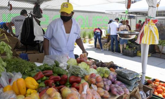 Mercados ambulantes