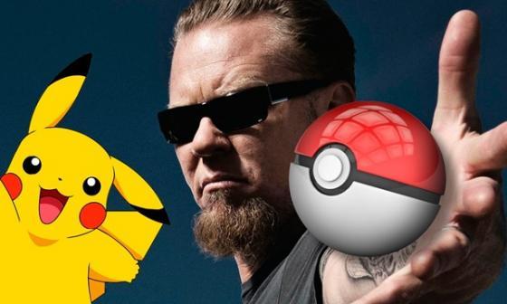 El falso video de Metállica tocando la intro de Pokémon