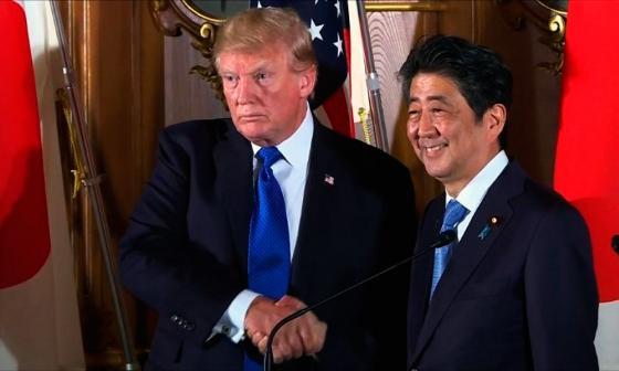 """Trump: se terminó """"la era de la paciencia"""" con Corea del Norte"""