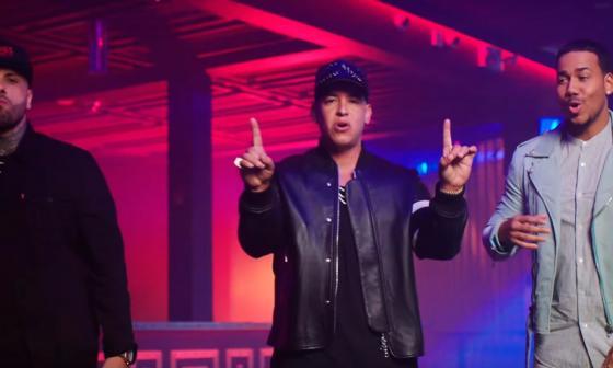 Romeo Santos  lanza video 'bella y sensual' con Daddy Yankee y Nicky Jam
