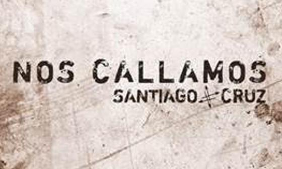 Con misterio Santiago Cruz presenta