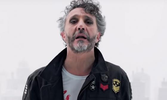 Fito Páez estrena el video de 'La Ciudad Liberada'