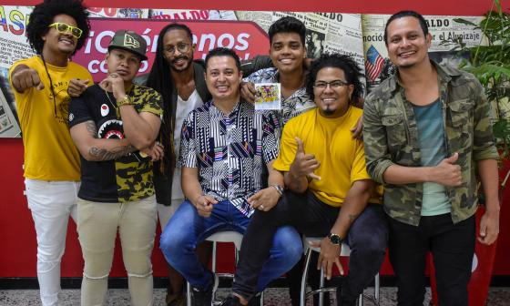 La Nota de EL HERALDO | Se formó 'El descontrol' con lo nuevo de Bazurto All Stars
