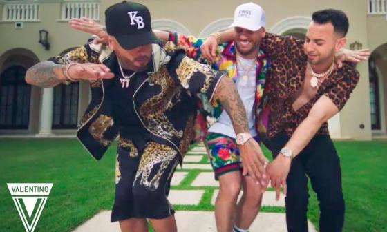 Valentino recluta a Justin Quiles y Nicky Jam en 'Tú y yo'