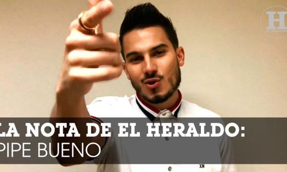 La nota de EL HERALDO | La 'Confesión' de Pipe Bueno con ranchera y reguetón