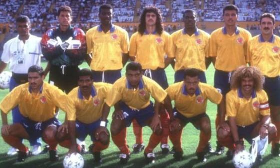 Así recordaron los barranquilleros la hazaña del 5-0 contra Argentina