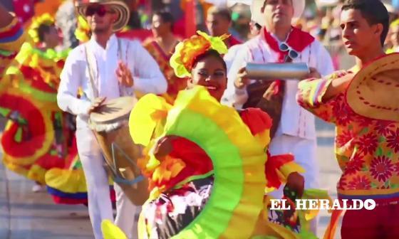 El Carnaval de Barranquilla se vive y se goza con EL HERALDO