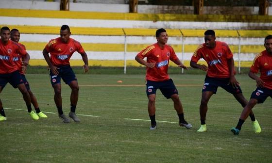 En video | Colombia sub-23 inicia su primer reto en el Preolímpico ante Argentina
