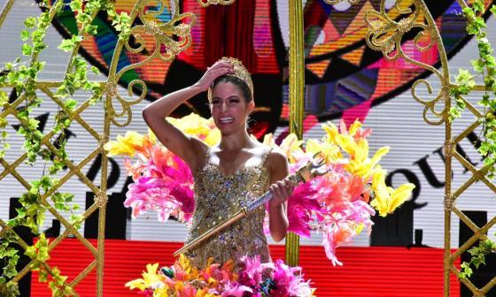 En video | Reviva aquí los mejores momentos de la coronación de Isabella Chams Vega