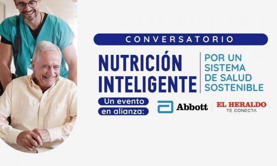 Conversatorio   'Nutrición inteligente por un sistema de salud sostenible'