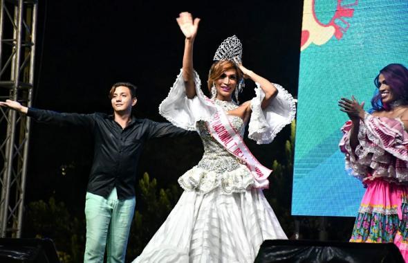 En imágenes | Festival Trans de la Cumbia, un espacio lleno de cultura y diversidad