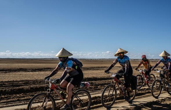 Así fue la primera edición del Guajira Bike Challenge