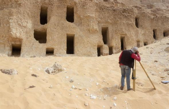Las tumbas egipcias que tienen más de 4 mil años