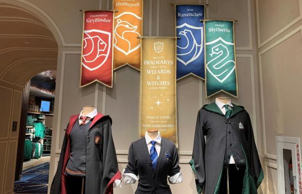 El universo mágico de Harry Potter abre nueva