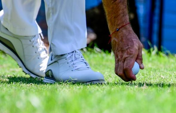 El álbum de la primera jornada del Abierto de Colombia de Golf