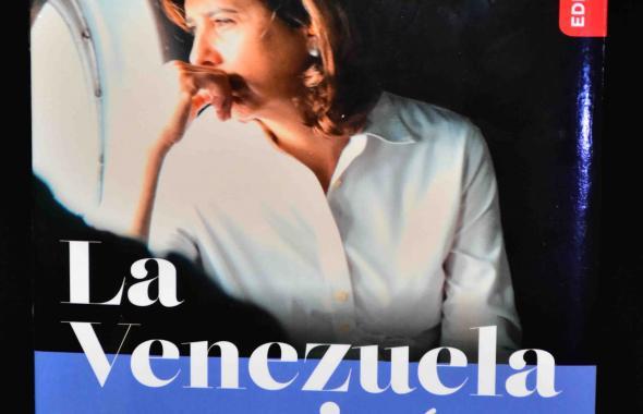 Lanzamiento en La Cueva del libro La Venezuela que viví