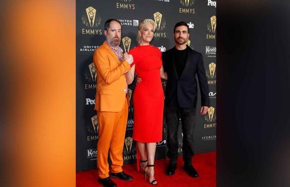 Celebración de la 73 edición de los premios Emmy 2021