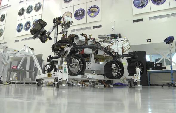 En video | Mars 2020: conozca el vehículo de la NASA que buscará rastros de vida en Marte