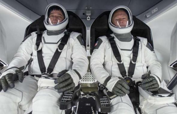 En vivo   Lanzamiento de la misión Demo-2 de la Nasa y SpaceX