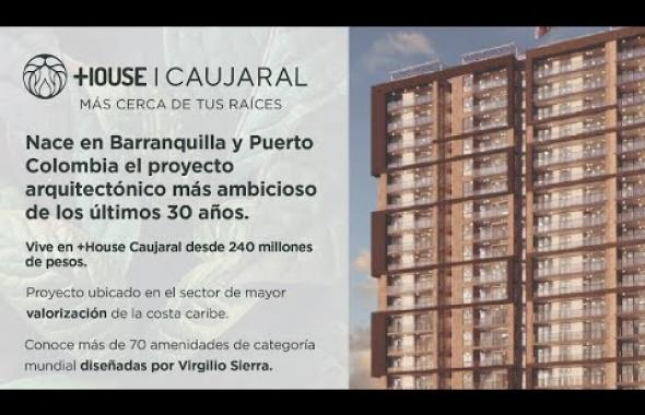 En video | Lanzamiento + House Caujaral