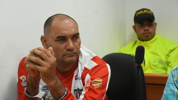 Nilson Mier, cuarto capturado por los atentados en Barranquilla y Soledad.