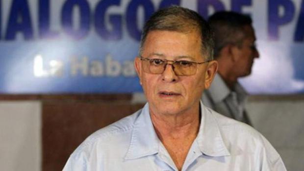 Rodrigo Granda, el llamado Canciller de las Farc.