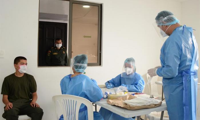 Carne de cañón: ser médico en Barranquilla en medio de una pandemia