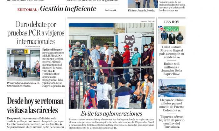 Procuraduría abre indagación por el dragado en Puerto
