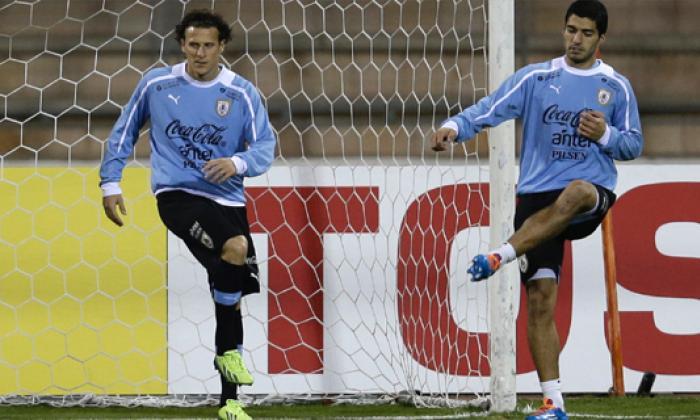 Uruguay abre el repechaje ante Jordania